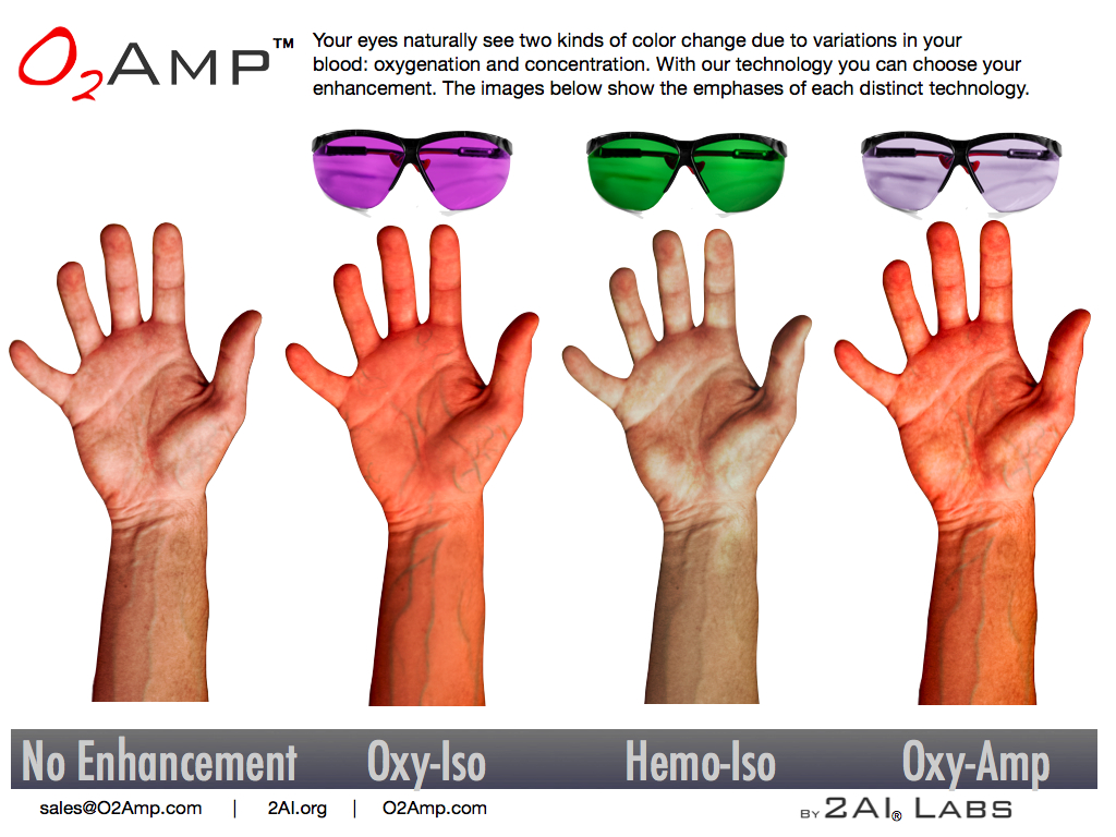 What Does Color Blindness Look Like What You See Through The O2amp Changizi Blog